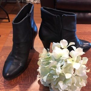 Umberto Raffini black boots size 8